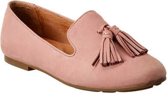 Gentle Souls By Kenneth Cole Eugene Tassel Leather Flat