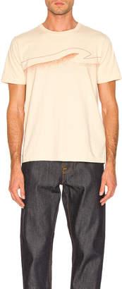 Nudie Jeans Roy Colors Tee in White | FWRD