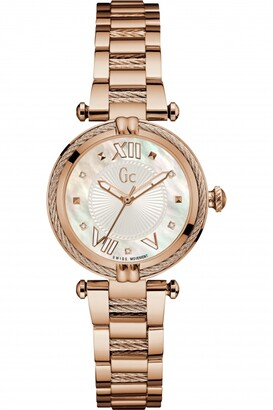 Gc Ladies Cable Chic Watch Y18114L1