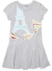 Kenzo Toddler's, Little Girl's& Girl's Eiffel Tower Dress