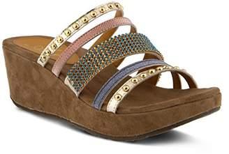 Spring Step Women's Oletha Wedge Sandal