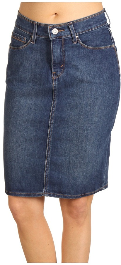 Levi's   Womens - 512 Perfectly Slimming Skirt
