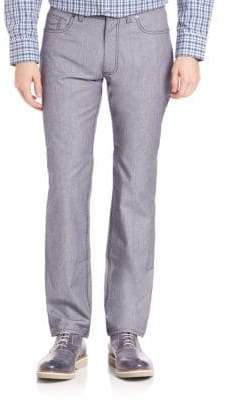 Vince Camuto Slim-Fit Stretch Pants