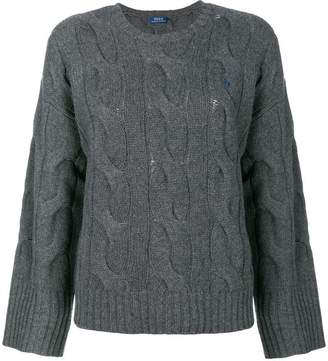 Polo Ralph Lauren round neck jumper