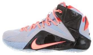 Nike LeBron XII Sneakers