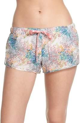 Papinelle Bouquet Pajama Shorts