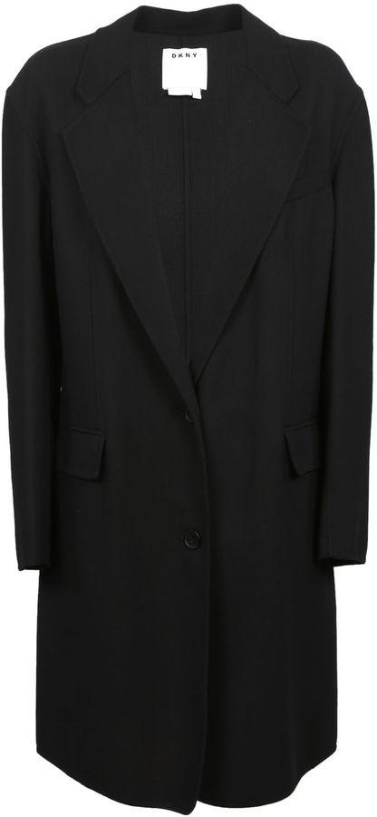 DKNYDkny Wool Coat