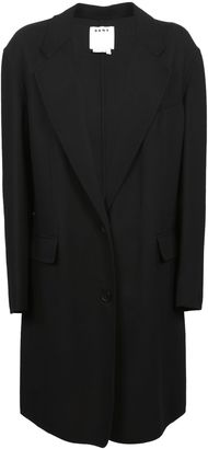Dkny Wool Coat $601 thestylecure.com