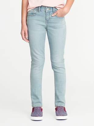 Old Navy Skinny Light-Wash Jeans for Girls