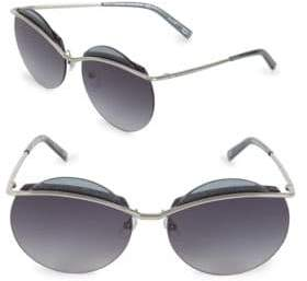 Marc Jacobs Ruth 62MM Round Sunglasses