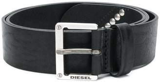Diesel classic buckle belt