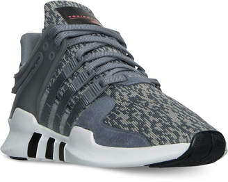 adidas Men's EQT Support ADV Casual Sneakers from Finish Line $110 thestylecure.com
