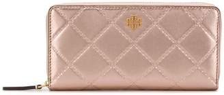 Tory Burch embossed quilt purse