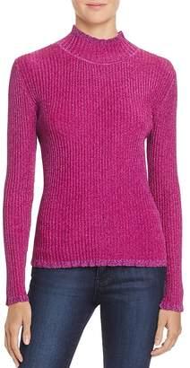 Milly Italian Stardust Sparkle Sweater