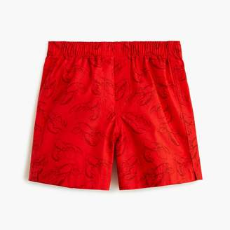 J.Crew Boys' lobster-print boxers