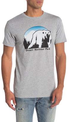Body Rags Short Sleeve Denali National Park Tee