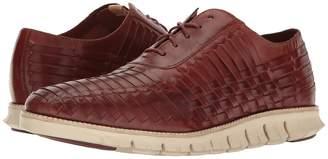 Cole Haan Zerogrand Huarache Oxford Men's Plain Toe Shoes