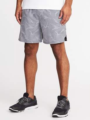 """Old Navy Go-Dry 4-Way Stretch Run Shorts for Men (7"""")"""