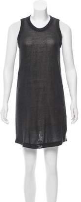 Brunello Cucinelli Embellished Knit Dress