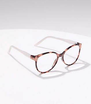 LOFT Round Cateye Reading Glasses