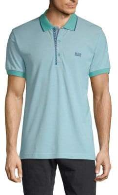 HUGO BOSS Classic Cotton Polo