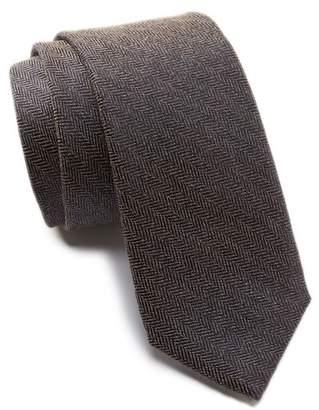 Ben Sherman Ledbury Chevron Tie