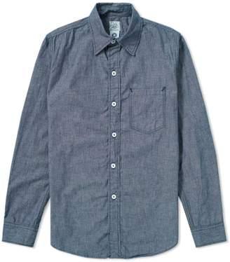 Post Overalls Post 3 Chambray Shirt