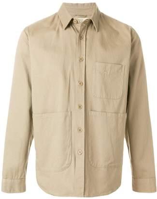 Aspesi multi pocket shirt