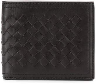 Bottega Veneta Intrecciato bifold wallet