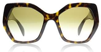 Prada Women's PR 16RS Designer Sunglasses