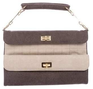 Chanel Mademoiselle Top Handle Bag
