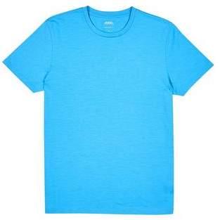 Mens Cornflower Blue Crew Neck T-Shirt