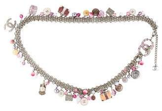 Chanel Charm Embellished Waist Belt