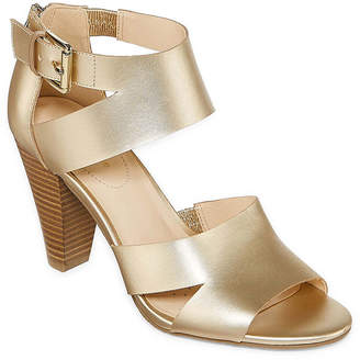Liz Claiborne Germaine Womens Heeled Sandals