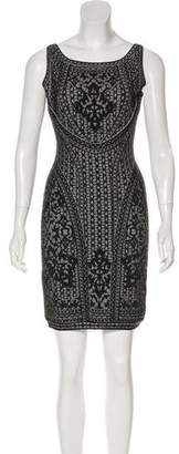 Herve Leger Jazmin Bandage Dress w/ Tags