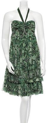 Jean Paul Gaultier Strapless Dress $115 thestylecure.com