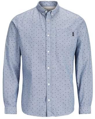 Jack and Jones Murtough Long Sleeve Slim Fit Shirt