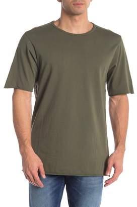 Hudson Jeans Elongated Short Sleeve T-Shirt
