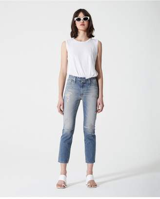 AG Jeans The Isabelle - 18 Years Indigo Surf