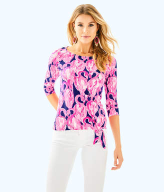 Lilly Pulitzer Womens Robyn Top