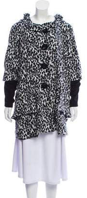 Joseph Ribkoff Patterned Short Coat