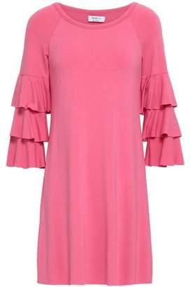 Bailey 44 Tiered Jersey Mini Dress