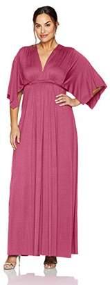 Rachel Pally Women's Plus Size Long Caftan Dress Wl