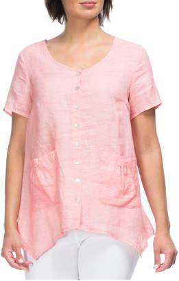 Cross Dyed Shirt