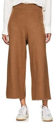 ROUCHA Women's Merino Wool Wide-Leg Pants