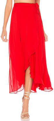 The Jetset Diaries Sintra Maxi Skirt
