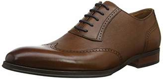 Dune Men's Payne Brogues, Brown Tan, 9 (43 EU)