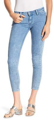 Levi's 535 Styled Super Skinny Ankle Jeans