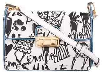 Lanvin Jiji Sketch Crossbody Bag