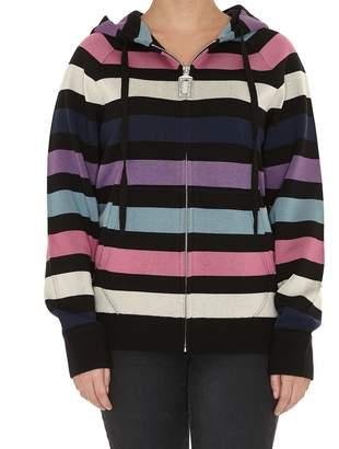 Marc Jacobs Zip Up Sweatshirt